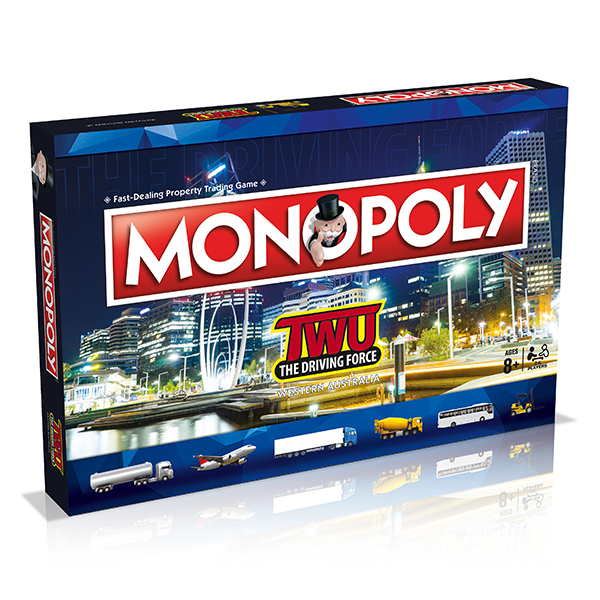 Transport Workers Union Monopoly