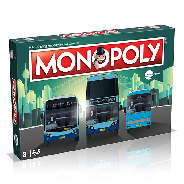 Transit Systems Monopoly