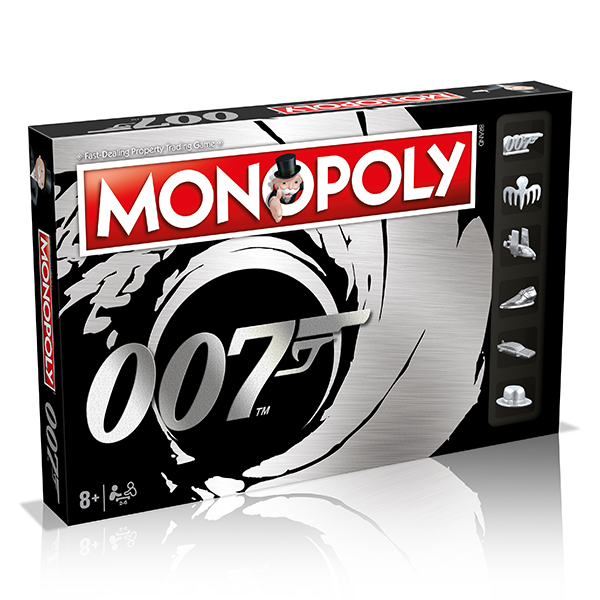 James Bond Monopoly