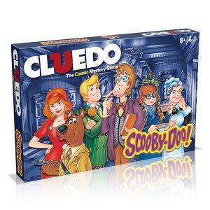 Scooby Doo Cluedo