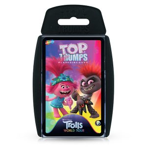 Trolls World Tour Top Trumps