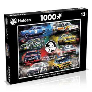 Holden Motorsport Puzzle