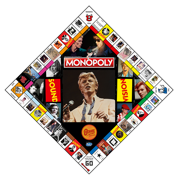 David Bowie Monopoly