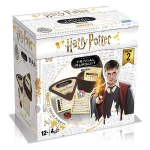 Harry Potter Trivial Pursuit Vol 2
