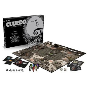 The Nightmare Before Christmas Cluedo