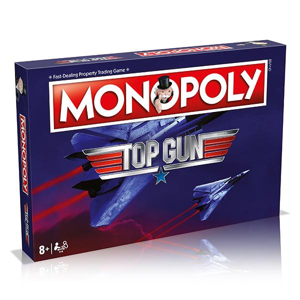 Top Gun Monopoly