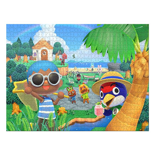 Animal Crossing 500 Piece Puzzle