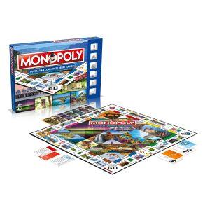 Australian Community Relief Monopoly