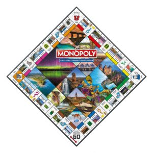 Australia Community Relief Monopoly Puzzle