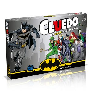 Batman Cluedo