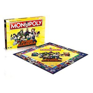 My Hero Academia Monopoly
