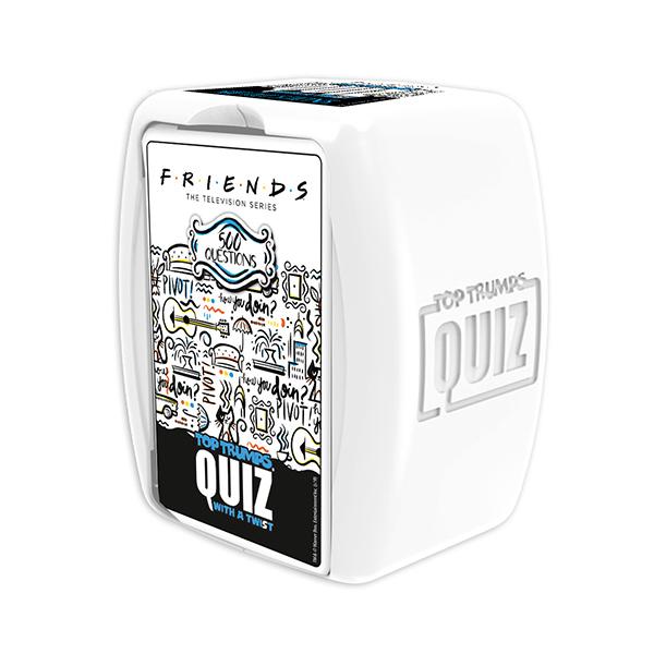 Friends Quiz