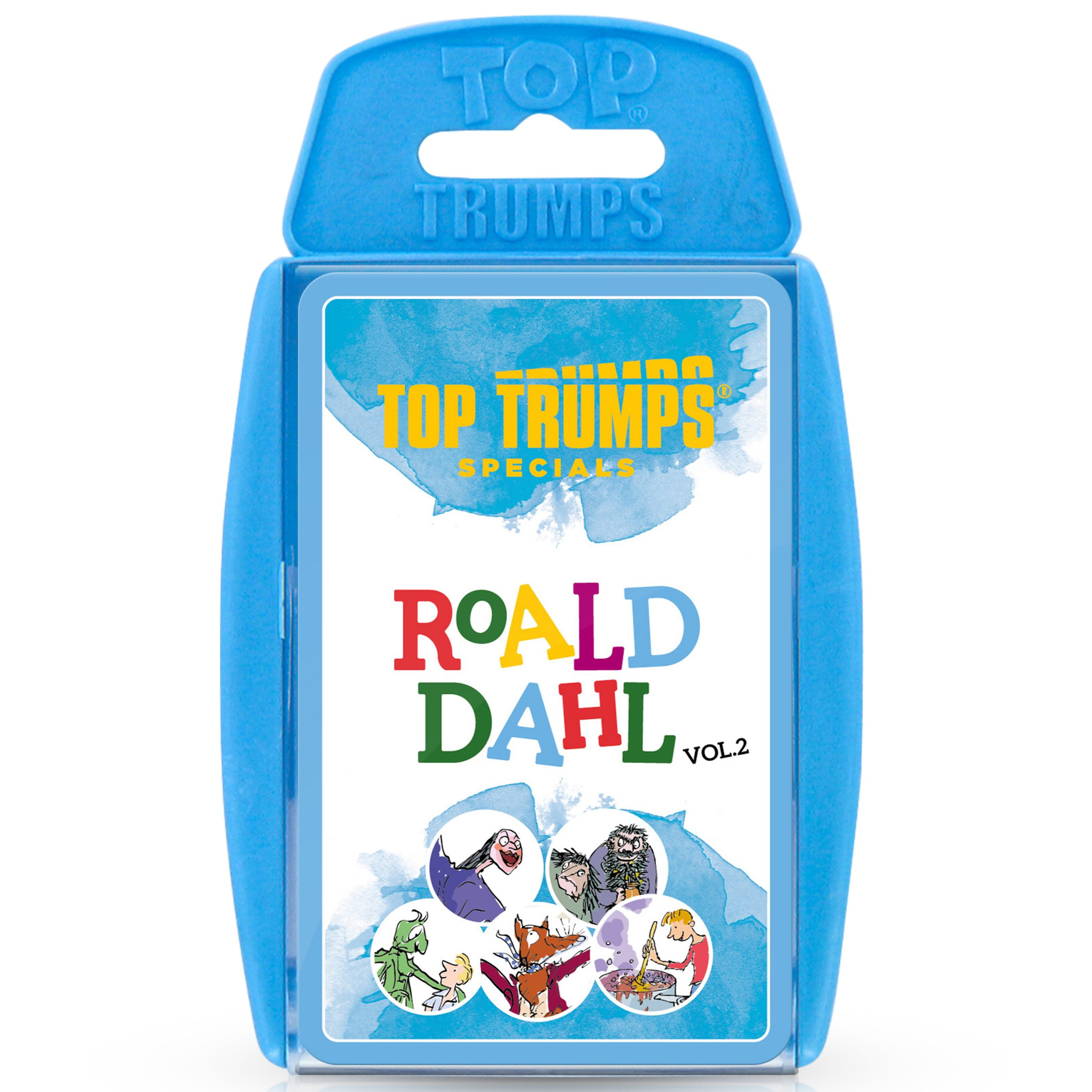 Roald Dahl Vol. 2 Top Trumps