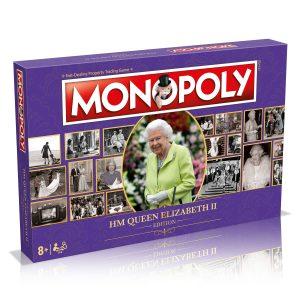 HM Queen Elizabeth II Monopoly