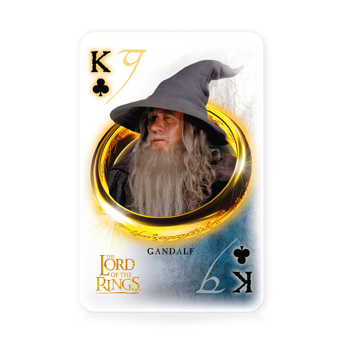 The Lord of the Rings Playing Cards