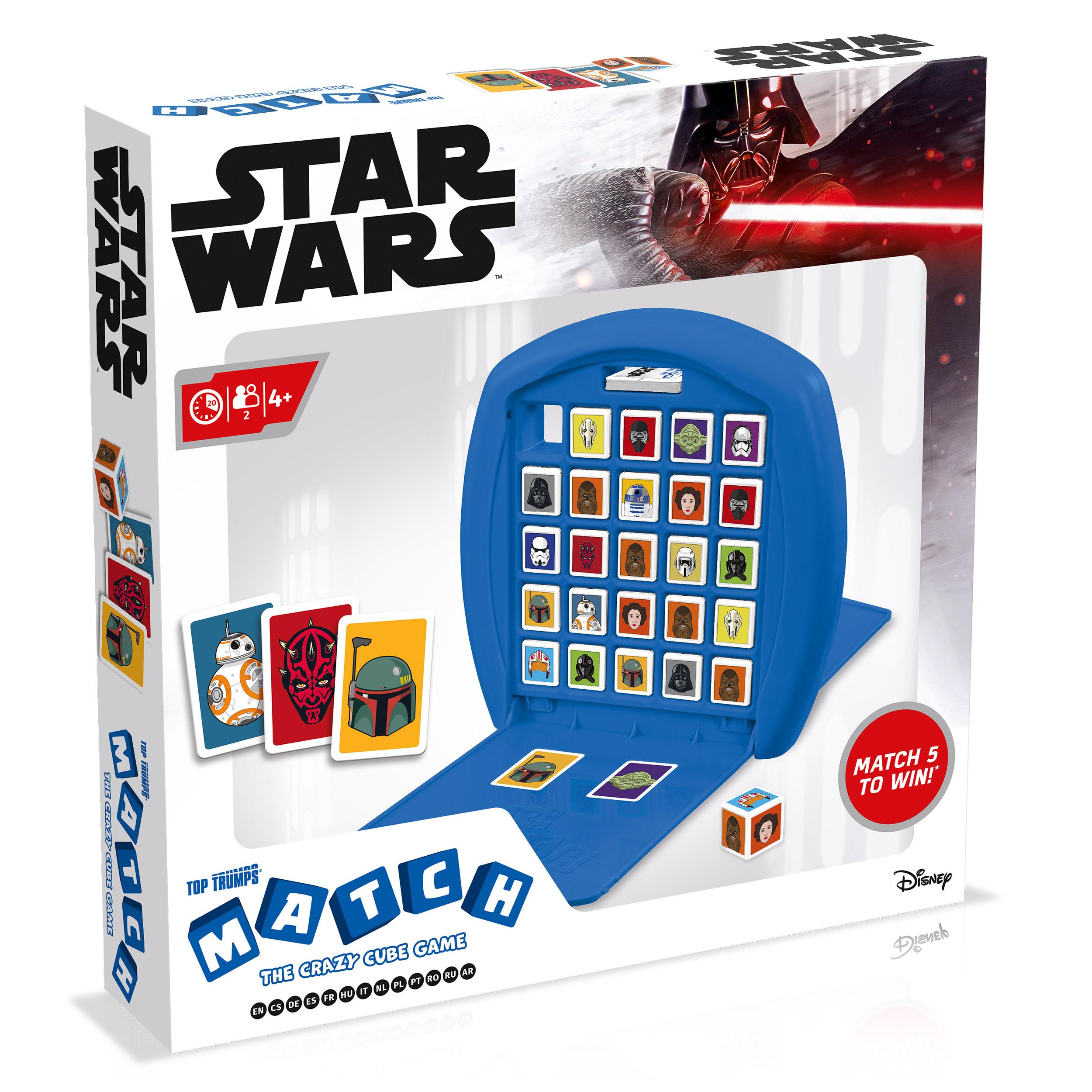 Star Wars Match