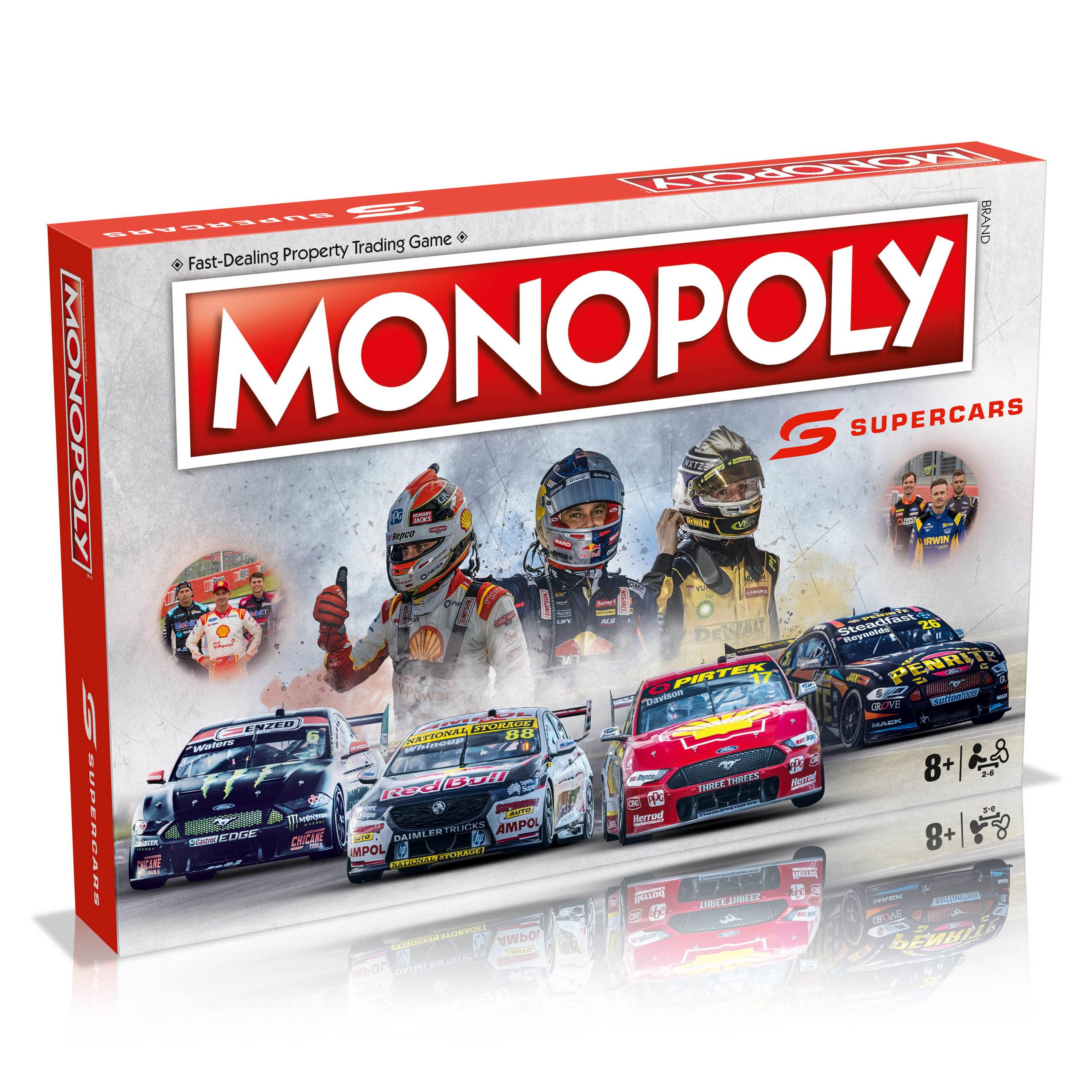 Supercars Monopoly