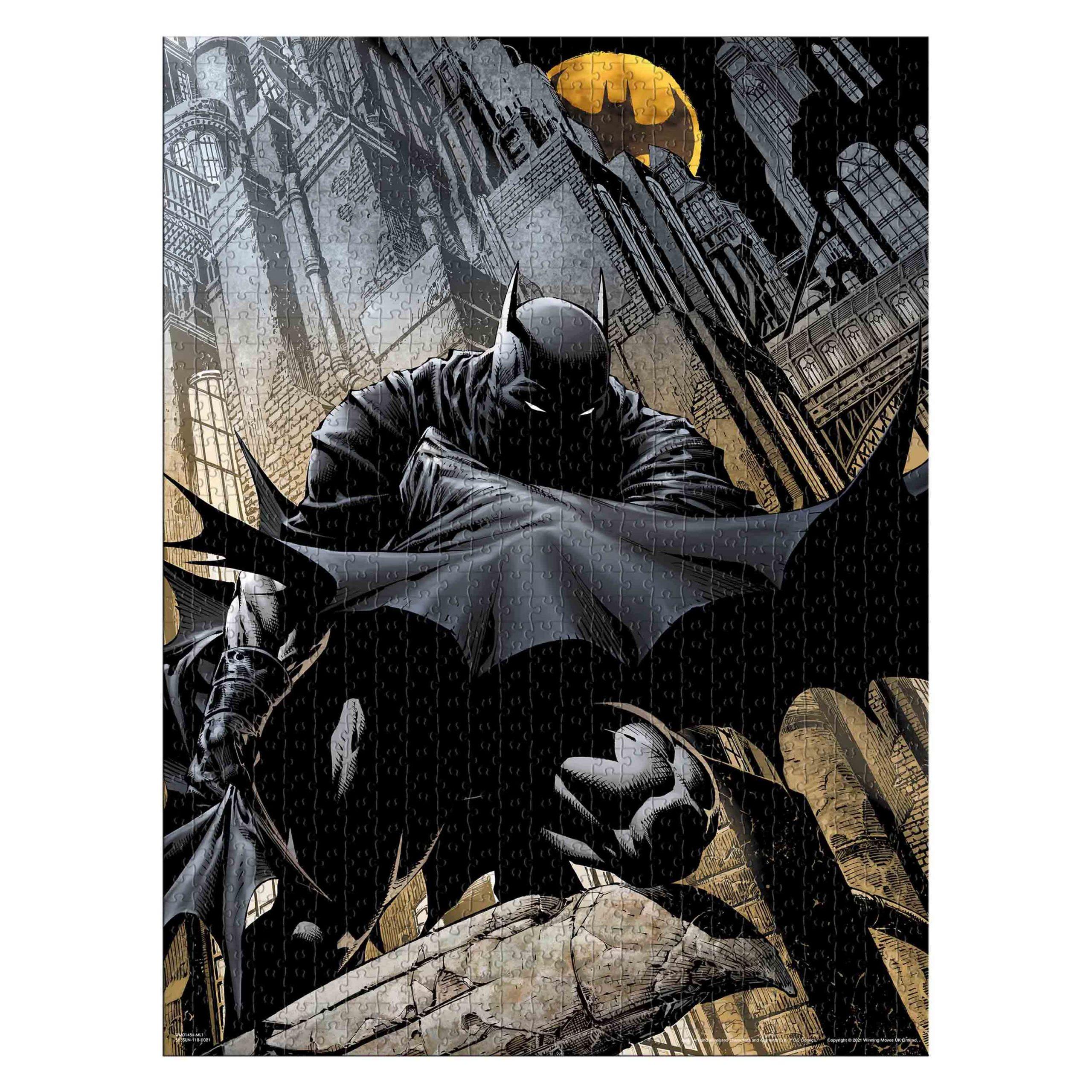 Batman 1000-Piece Puzzle