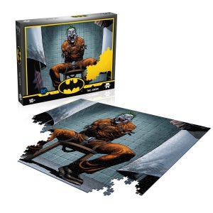 The Joker 1000-Piece Puzzle