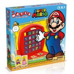 Super Mario Top Trumps Match